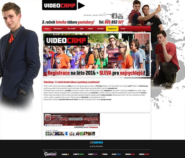 VideoCamp a další