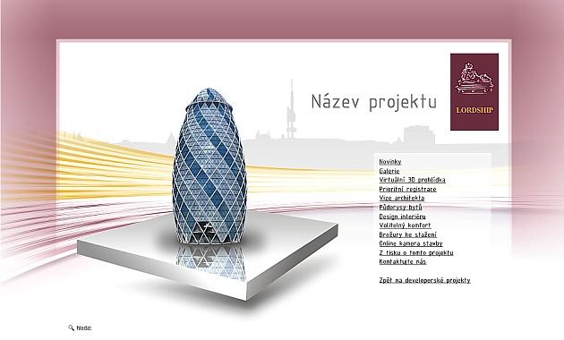 Imageový web Nová Praha 7