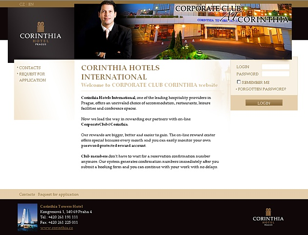 Corinthia Hotels International club