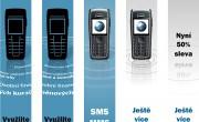 Kampaň Zprávy v SMS